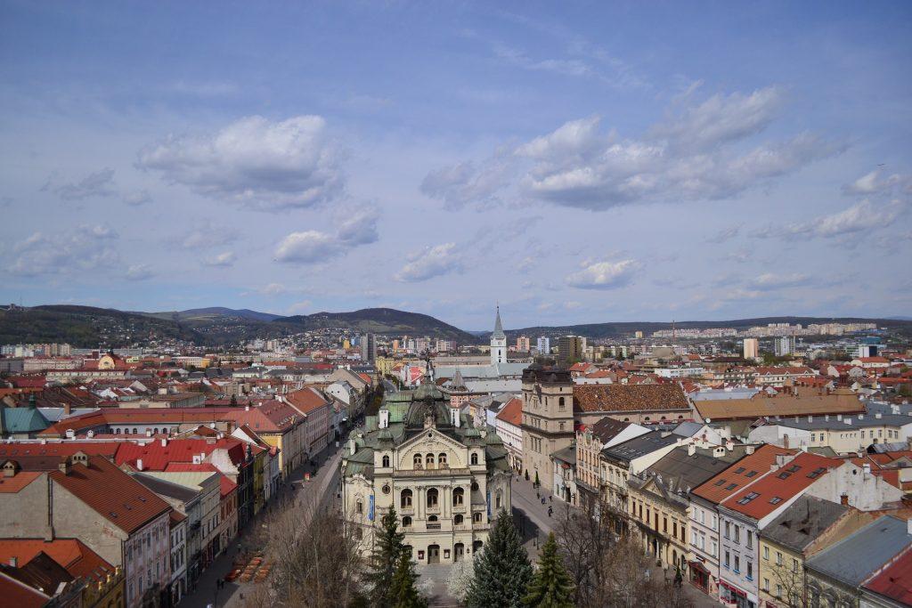 TOP Slovensko Košice